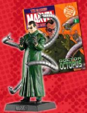 Classic Marvel Figurine Collection #003 Dr Doctor Octopus Eaglemoss Publications